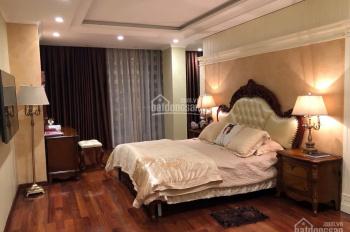 Cho thuê căn hộ Vinhomes 56 Nguyễn Chí Thanh, căn góc - 4 ngủ, 167m2 full đồ, style tân cổ điển