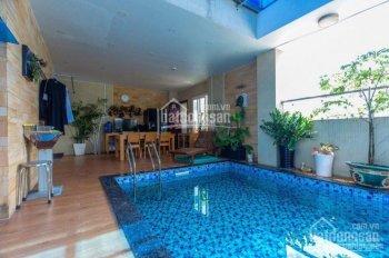 Biệt thự sân vườn hồ bơi siêu đẹp Cư Xá Lữ Gia, góc 3 MT, DT: 16x25m CN: 480m2, giá: 75 tỷ TL