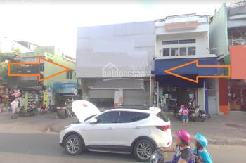 2 mặt tiền cho thuê nhanh đường Quang Trung nằm gần chợ hạnh thông tây quận Gò Vấp