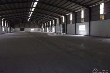 Bán xưởng sản xuất mặt tiền đường Chu Văn An, phường An Phú, thành phố Thuận An. DT 8000m2