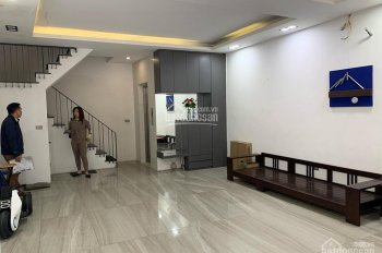 Bán nhà xây mới PL ngõ 156 Lạc Trung 55m2x5T, ô tô đỗ cổng, vị trí đẹp, thoáng mát, giá 3.7 tỷ