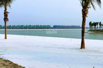 Bán lỗ căn Studio S1.10 Vinhomes Ocean Park tầng trung, view hồ hoa súng. Giá: 950 tr BP