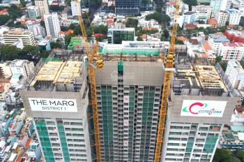 Bán lỗ 298 triệu căn hộ 1 phòng ngủ tầng 12 The Marq, giá 7.83 tỷ. Gọi 0938 506 906 gặp Anh Chris