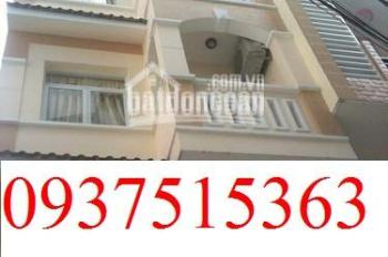 Nhà cho thuê nguyên căn 243/9 Tô Hiến Thành nằm đối diện siêu thị Big C. (00937515363) A. Linh