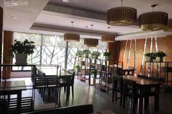 Cho thuê nhà mặt phố Khâm Thiên, DT 60m2, MT 4m, nhà đẹp vị trí đắc địa