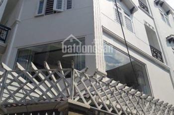 Cho thuê nhà MT Đồng Đen p10 Quận Tân Bình 4x20m Trệt 3 Lầu Giá 40Triệu