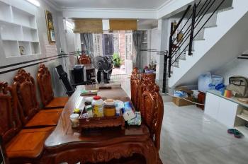 Bán căn nhà đẹp hẻm 3,3m Phan Văn Hân, p17, Bình Thạnh. Giá 4tỷ650 Tl nhẹ