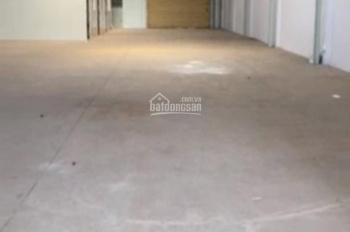 Cho thuê xưởng tân định 400m giá 17tr/tháng
