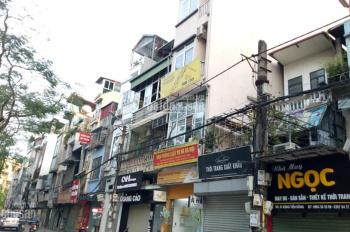 Mặt tiền rộng kinh doanh sầm uất phố Đặng Tiến Đông. DT: 35m2*5 tầng, MT: 6m, 11.5 tỷ