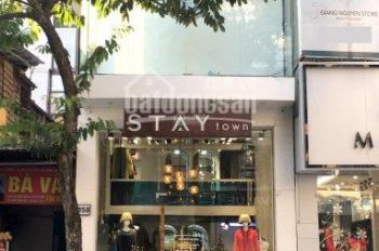 Mặt phố Hàng Nón 30m2 x 2 tầng nhà riêng biệt, phù hợp làm cửa hàng thời trang