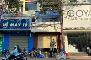 Bán nhà mặt tiền Nguyễn Văn Trỗi, phường 4, Tp Vũng Tàu, nhà 1 trệt 4 lầu, giá 8,7 tỷ. 4,5x12m