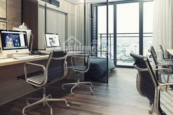 Cho thuê căn hộ văn phòng kết hợp lưu trú tại Vinhomes West Point, view đẹp, 8 triệu/tháng