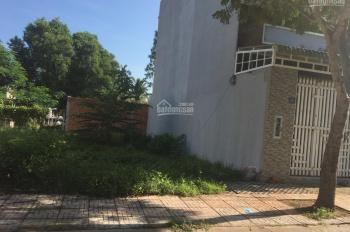 Bán đất ngay mặt tiền DT 825, trung tâm thị trấn Đức Hòa, chính chủ, LH 0901397056