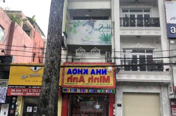 Bán nhà mặt tiền ngay Hai Bà Trưng, P. Tân Định, Q. 1. DT 4x18m, 4 lầu gía 20,5 tỷ