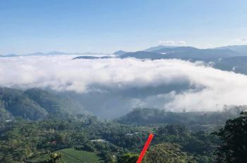 Đất mặt tiền dân cư tp. Đà Lạt, ngắm mây quanh nhà, view cực đẹp, nghĩ dưỡng cuối tuần lý tưởng