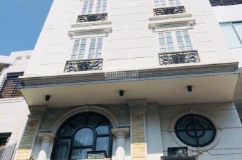 Bán khách sạn Cao Thắng - Nguyễn Sơn Hà, Quận 3. DT: 7x13m, 6 tầng thu nhập 150 tr/th, 23,5 tỷ