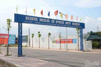Chính chủ ký gửi bán C15 mặt tiền chợ - KDC Phú Mỹ Hiệp. LH 0932 084 684