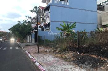 Cần bán đất biệt thự mặt tiền Ông Ích Khiêm, phường 9, Vũng Tàu, DT 171m2, 9,6 tỷ