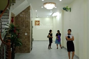 Cho thuê nhà mặt phố Nguyễn Hoàng, Mỹ Đình 2. DT 90m2 x 5T, MT 5m. Giá 40tr có TL, LH 0941882456