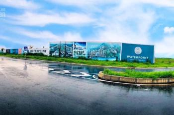 Chính chủ cần bán căn biệt thự dự án Waterpoint Bến Lức, giá 4,7 tỷ chuẩn bị nhận bàn giao nhà