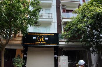 Cho thuê nhà liền kề tại Làng Việt Kiều Châu Âu, DT 60m2x4 tầng, mt 5m, gía 25tr/th. LH: 0988332123