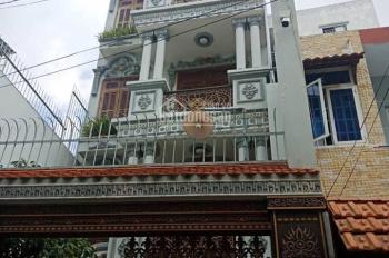 Bán tòa nhà mặt tiền Ung Văn Khiêm, P. 25, Q. Bình Thạnh. (8x28m), 8 tầng, 40 căn hộ, HĐT 150 triệu