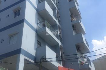 Bán phòng trọ cao cấp hẻm 10m đường Nguyễn Văn Yến, 14x25m, 5 tầng