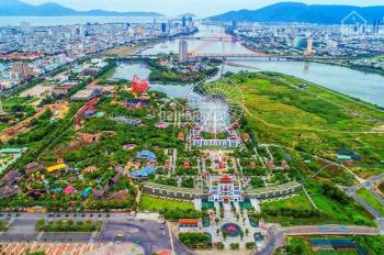 Bán đất lớn ven sông Hàn, DT 4500m2, làm căn hộ khách sạn, cạnh Lotte Mart, Helio, Sun World