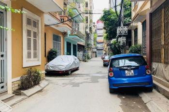 Bán nhà Nguyễn Hoàng Tôn phân lô quân đội hàng xóm Ciputra ô tô qua, DT 47m2, MT 4.4m, giá 2.95 tỷ