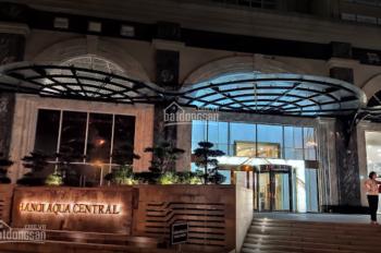 Chính chủ bán cắt lỗ căn 3 ngủ 120m2 chung cư Aqua Central chung cư nhà máy nước. LH 0886.65.0886