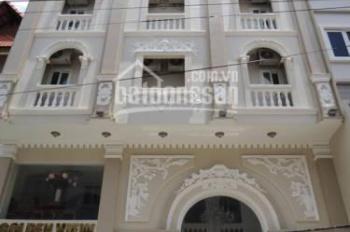 Khách sạn Cửu Long, P2, Tân Bình (10x20m), Hầm 8 tầng, 50 phòng, sân thượng penthouse, 190 tr/th