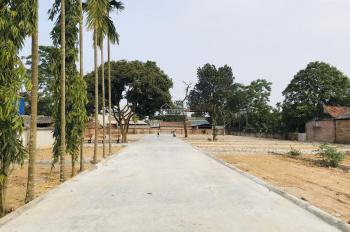 Bán đất ngay cạnh khu CNC Hòa Lạc - giá chỉ 640 triệu
