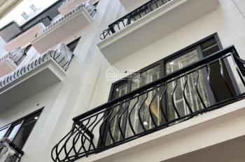 Bán nhà Định Công Hạ, Hoàng Mai, 40m2, 4 tầng, giá 3.3 tỷ, đủ nội thất