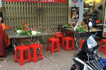 Cho thuê nhà mặt tiền 37 Hưng Phú, quận 8