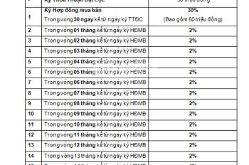 TT 650TR SỞ HỮU LOVERA VISTA, NH HỖ TRỢ 70%, CK4%, TẶNG SHi150, VÀNG, PQL ÂN HẠN GỐC LÃI 18,24,36