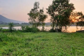 Bán đất nghỉ dưỡng bám Hồ Đồng Chanh, viên ngọc xanh thiên nhiên ban tặng.