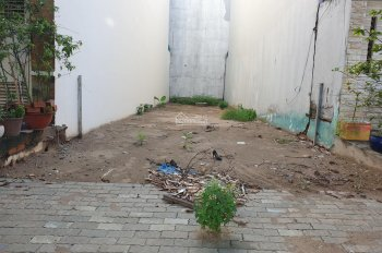 Bán lô đất 80m2 đường Bình Lợi, KDC Bình Lợi, Bình Thạnh. Tiện kinh doanh, sổ riêng, giá 4 tỷ 8