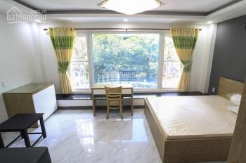 Q.3 - Cho thuê căn hộ dịch vụ, full nội thất , View sang chảnh, giá 4.5tr/th