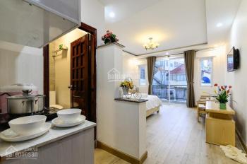 Cho thuê tòa nhà 11 phòng CHDV Thái Văn Lung, Bến Nghé, Q1 full nội thất. Giá 37 triệu/tháng