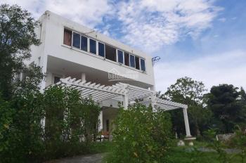 Bán khuôn viên hoàn thiện 5000m2 đất Nhuận Trạch, Lương Sơn, HB sẵn nhà, view đẹp, có cây ăn quả