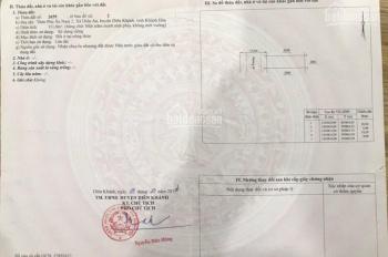 Bán nhà MT đường 17 - KĐT Phú Ân Nam 2 - Xã Diên An - Diên Khánh - Khánh Hoà 111m2 (ngang 6m)