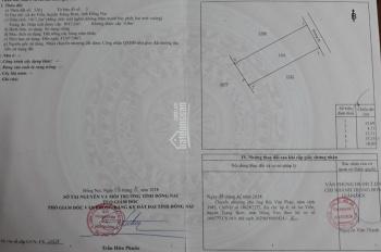 Đất sào giá rẻ xã An Viễn, Trảng Bom, Đồng Nai.