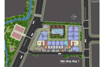 TTC Land bán 6 căn shophouse Carillon Tân Phú. Vị trí trung tâm thuận tiện kinh doanh buôn bán