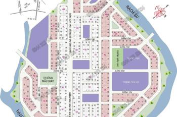 Chính chủ - sang gấp lô đất KDC Ấp 5 Phong Phú, Bình Chánh. Block CD, DT 5mx20m (100m2) giá 2.4 tỷ