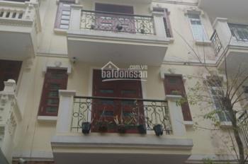 Cho thuê nhà liền kề 96 Nguyễn Huy Tưởng, Thanh Xuân. DT 75m2, 5 tầng, MT 5m, thang máy, 35tr/th