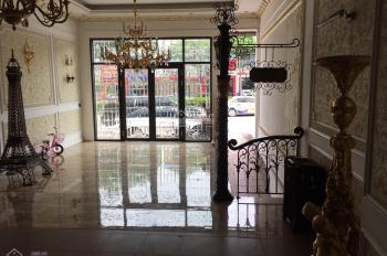 Cho thuê nhà riêng mặt đường Nguyễn Văn Cừ, Long Biên, Hà Nội
