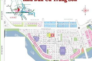 Bán khách sạn 2 sao KDC Trung Sơn 1 hầm 4 lầu, 38 phòng, giá 52 tỷ 10x20m, đường lớn. LH 0977112463