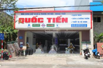 Bán nhà mặt đường Nguyễn Văn Cừ, Long Biên DT 105m2, MT 4,9m, LH 0989604688