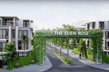 Cho thuê biệt thự liền kề Eden Rose Thanh Trì 82,5m2, sân vườn, hồ bơi, view đẹp. LH: 0853 361 032