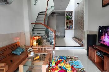 Chính chủ cần bán nhà 3 tầng mới xây mặt tiền đường Mai Am, Thuận Phước, giá 8 tỷ